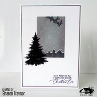 Visible Image - Christmas Eve - Clear Polymer Stamp Set