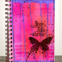 Visible Image - Live Life Now - Clear Polymer Stamp Set