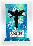 Visible Image - Angels - Clear Polymer Stamp Set