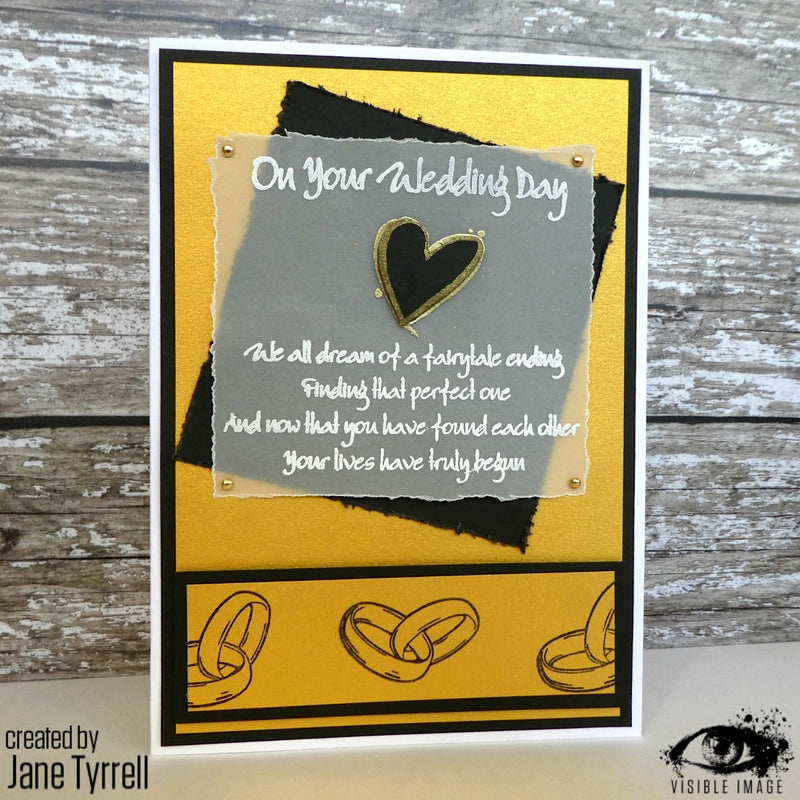 Visible Image - Accessorize - Clear Polymer Stamp Set