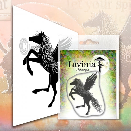 Lavinia - Zanor - Clear Polymer Stamp