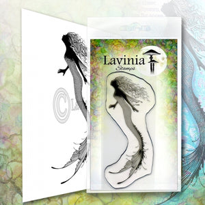 Lavinia - Zelith - Clear Polymer Stamp