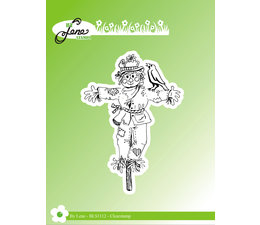 By Lene - Clear Stamp - Scarecrow 1