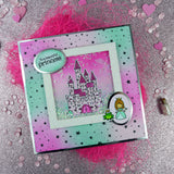 For the Love of Stamps - Pretty Princesses - Princess