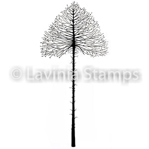 Lavinia - Celestial Tree (large) - Clear Polymer Stamp