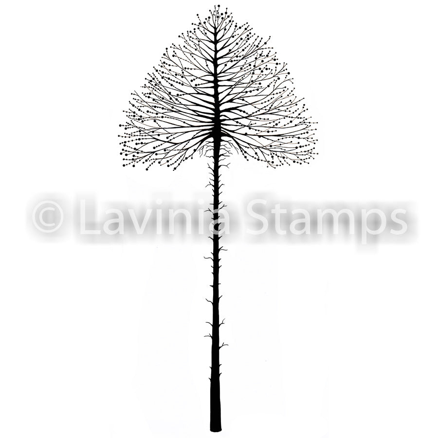 Lavinia - Celestial Tree (small) - Clear Polymer Stamp