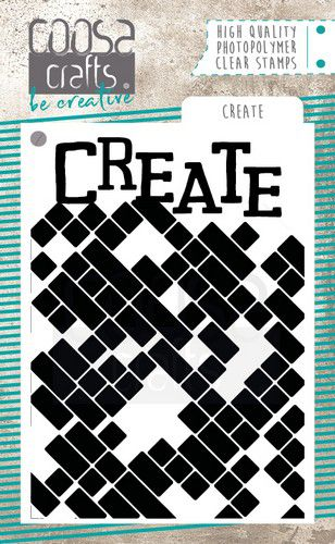 Coosa Crafts - Create - Clear Polymer Stamps