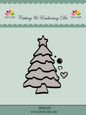 Dixi Craft - Die - Christmas Tree