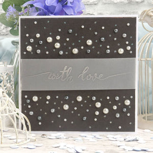 Hunkydory - Dots to Diamonds - Paper Pad - Midnight