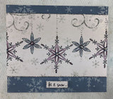PaperArtsy - Kay Carley 23 - Rubber Cling Mounted Stamp Set