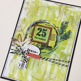 PaperArtsy - Sara Naumann 29 - Rubber Cling Mounted Stamp Set