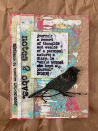 PaperArtsy - Sara Naumann 51 - Rubber Cling Mounted Stamp Set
