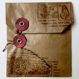 PaperArtsy - Scrapcosy 15 - Rubber Cling Mounted Stamp Set