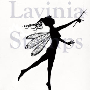 Lavinia - Fayllin Fairy - Clear Polymer Stamp