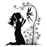 Lavinia - Fairy Wish - Clear Polymer Stamp
