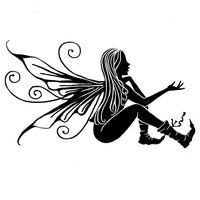 Lavinia - Felicity Fairy - Clear Polymer Stamp - PREORDER