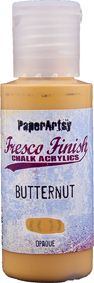 PaperArtsy - Fresco Chalk Paint - Butternut