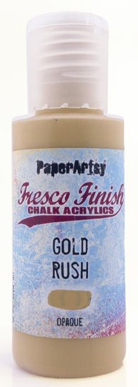 PaperArtsy - Fresco Chalk Paint - Gold Rush