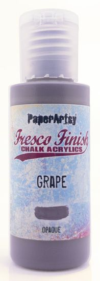 PaperArtsy - Fresco Chalk Paint - Grape