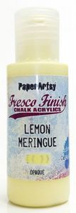 PaperArtsy - Fresco Chalk Paint - Lemon Meringue