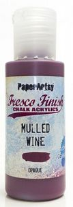 PaperArtsy - Fresco Chalk Paint - Mulled Wine