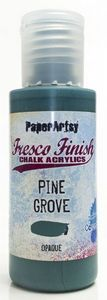 PaperArtsy - Fresco Chalk Paint - Pine Grove