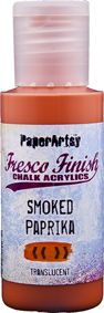 PaperArtsy - Fresco Chalk Paint - Smoked Paprika