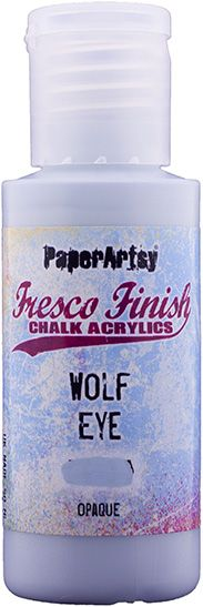 PaperArtsy - Fresco Chalk Paint - Wolf Eye