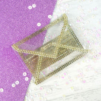 Hunkydory - Diamond Sparkles Gemstone Roll - Gold & Silver