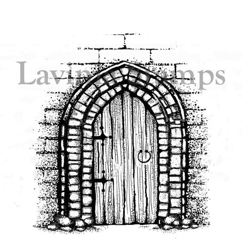 Lavinia - Hide and Seek - Clear Polymer Stamp