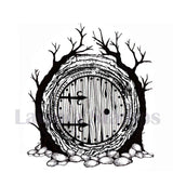 Lavinia - Hobbit Home - Clear Polymer Stamp