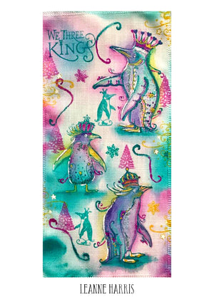 Pink Ink Designs - Clear Photopolymer Stamps - We Three Kings