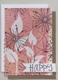 PaperArtsy - JOFY MINI 58 - Rubber Cling Mounted Stamp Set