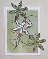 PaperArtsy - JOFY MINI 62 - Rubber Cling Mounted Stamp Set