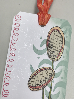 PaperArtsy - JOFY 60 - Rubber Cling Mounted Stamp Set