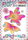 PaperArtsy - JOFY 64 - Rubber Cling Mounted Stamp Set