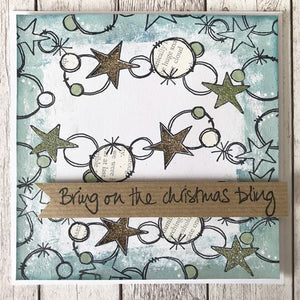 PaperArtsy - JOFY 66 - Rubber Cling Mounted Stamp Set