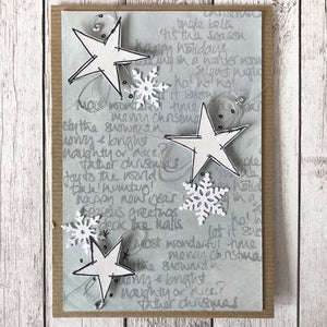 PaperArtsy - JOFY 67 - Rubber Cling Mounted Stamp Set