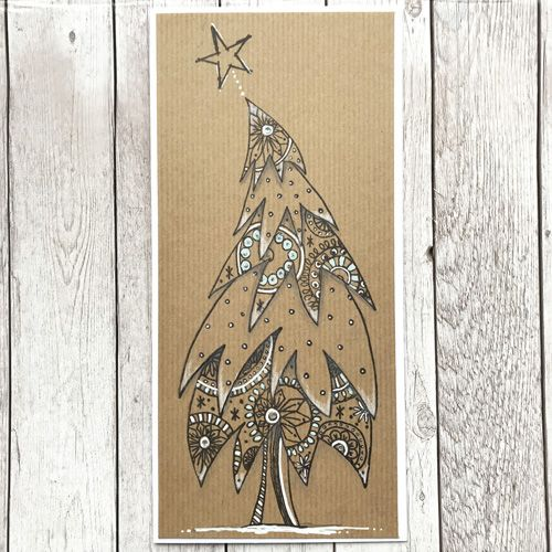 PaperArtsy - JOFY 69 - Rubber Cling Mounted Stamp Set