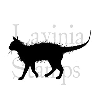 Lavinia - Mimsy Cat - Clear Polymer Stamp