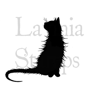 Lavinia - Mooch Cat - Clear Polymer Stamp
