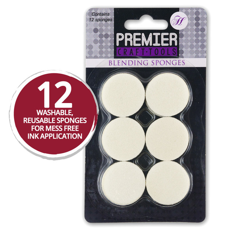 Hunkydory - Premier Ink Blending Sponges