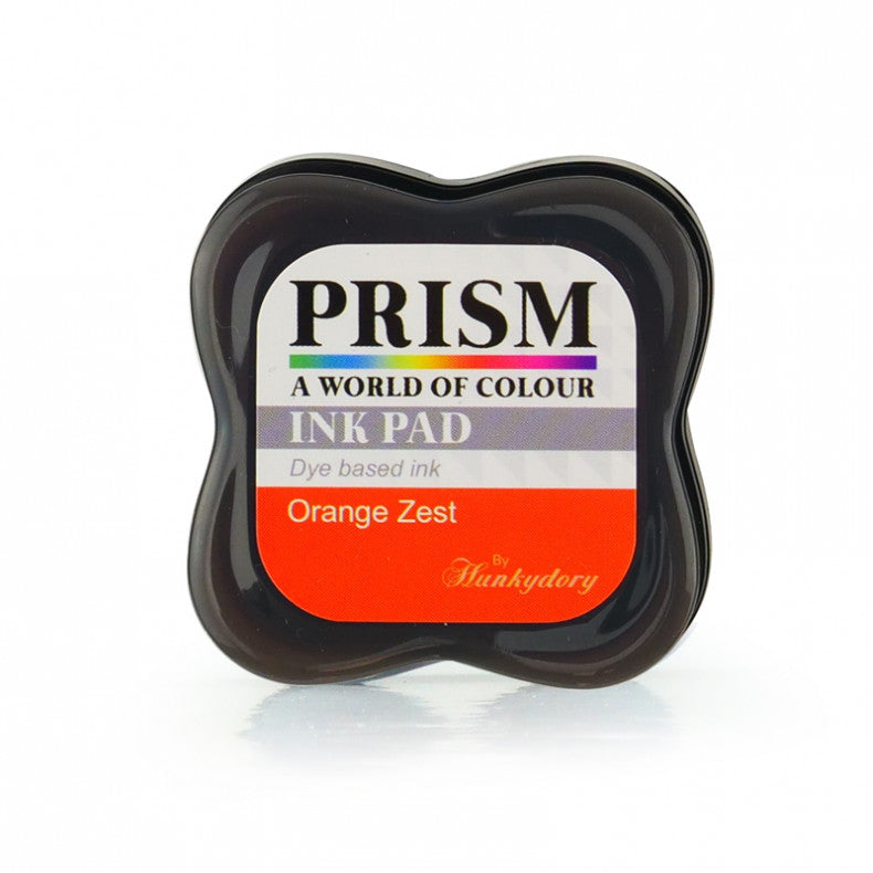 Hunkydory - Prism Dye Ink Pad - Orange Zest