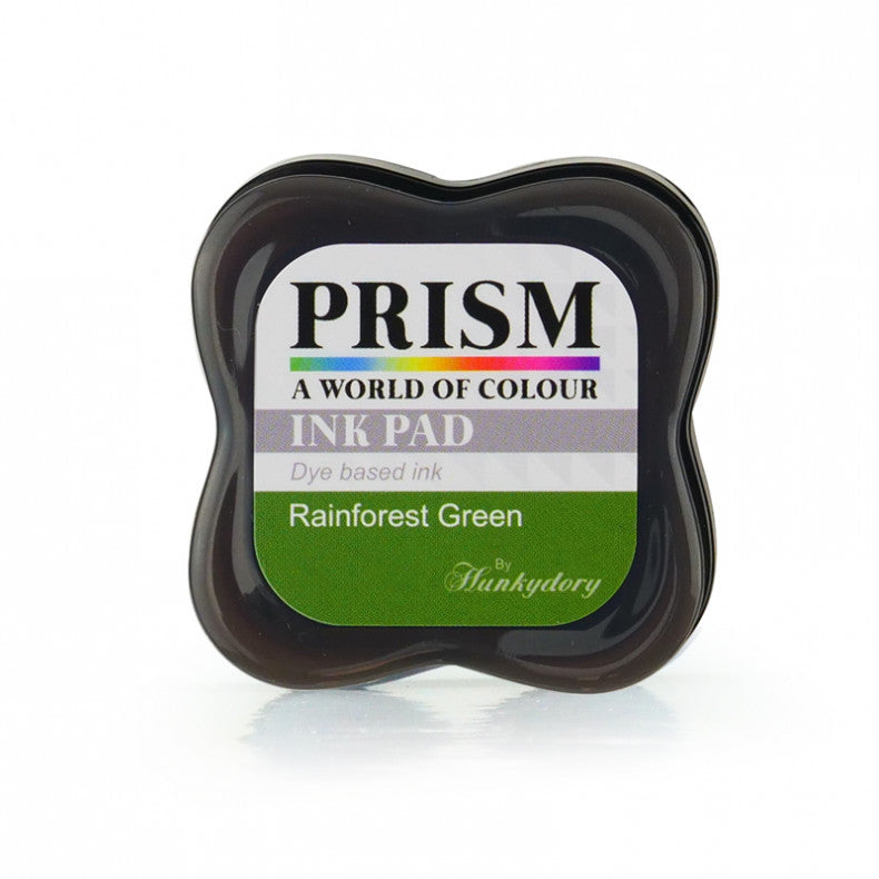 Hunkydory - Prism Dye Ink Pad - Rainforest Green