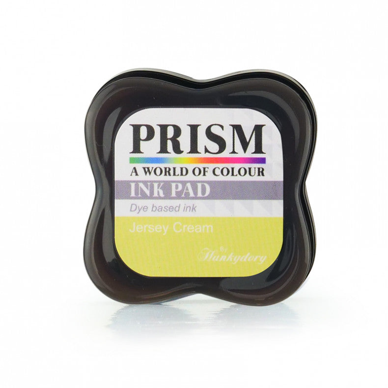 Hunkydory - Prism Dye Ink Pad - Jersey Cream