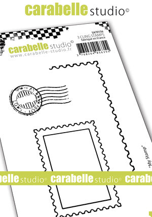 Carabelle Studio - Rubber Cling Stamp - My Stamp
