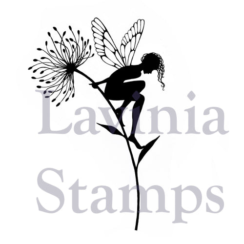 Lavinia - Seeing is Believing - Clear Polymer Stamp