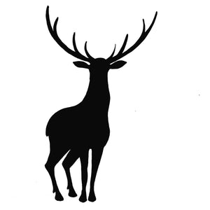 Lavinia - Stag - Clear Polymer Stamp