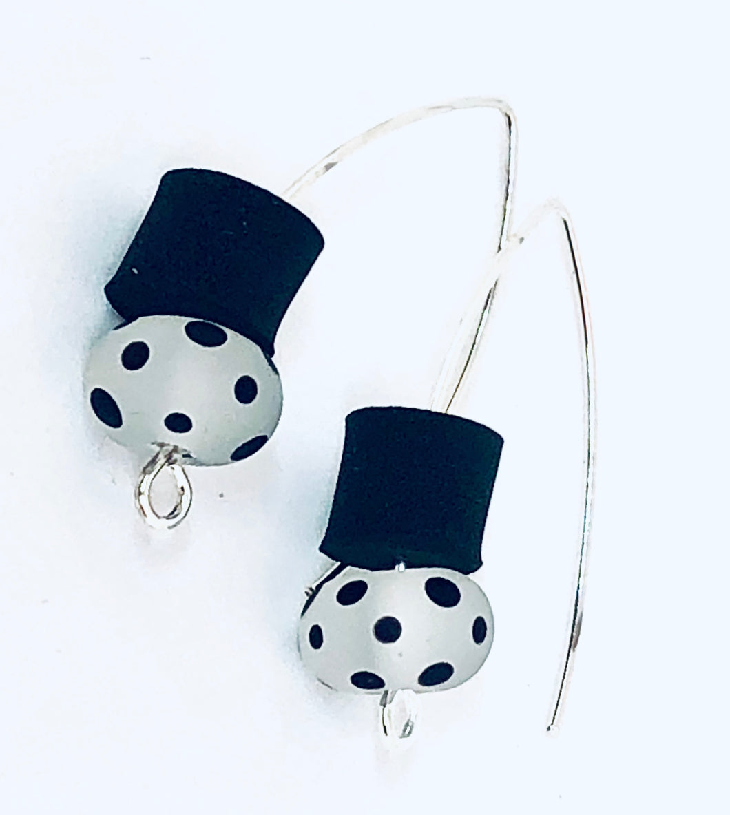 Dotty Orbs Earrings