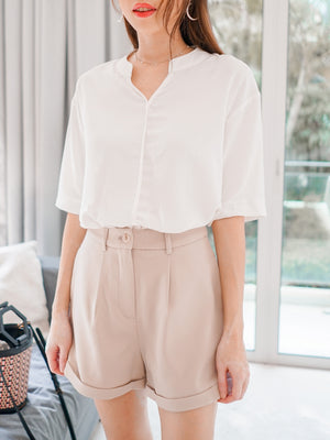 Misha Blouse in White